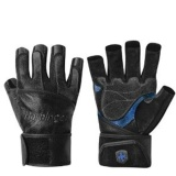 Harbinger Flex Fit Classic Wrist Wrap Gloves,  Black  Extra Large
