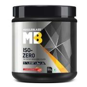 MuscleBlaze Iso-Zero, 1.1 lb Zero Carb Strawberry
