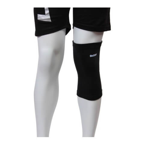 HealthViva Knee Support,  Black  Medium (37.5-42.5 Inches)