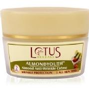 Lotus Herbals Anti Wrinkle Creme,  Anti-Wrinkle Crème  50 G