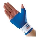 LP Support Wrist/Thumb Support (752),  Medium(16.2-18.7cm)/(6.4-7.4)