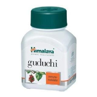 Himalaya Guduchi Capsules,  60 tablet(s)