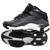 Nivia Warrior Basketball Shoes,  Black  8