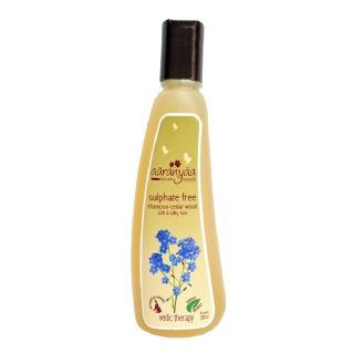 Aaranyaa Sulphate Free Shampoo-Soft & Silky,  200 Ml  Soft & Silky