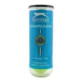 Slazenger Championship Tennis Ball Set,  Red  Pack Of 6
