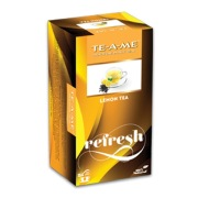 TE-A-ME Lemon,  25 Piece(s)/pack  Unflavored