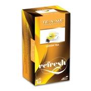 TE-A-ME Lemon,  25 Piece(s)/pack  Unflavored