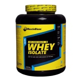 MuscleBlaze Whey Isolate,  4.4 lb  Chocolate