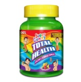 Super Gummy Total Health Calcium + Vitamin D3,  Fruit  90 Piece(s)/Pack
