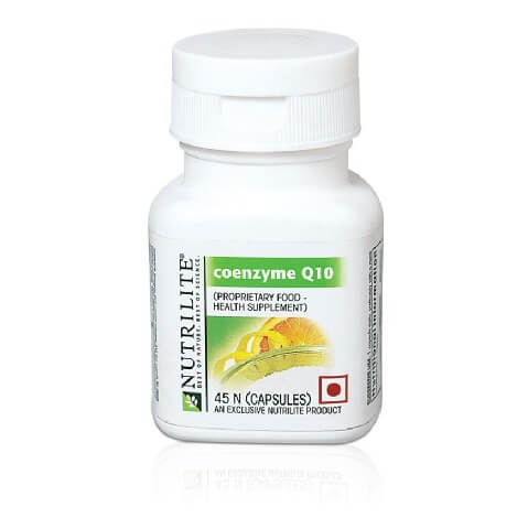 Amway Nutrilite Coenzyme Q10,  45 capsules