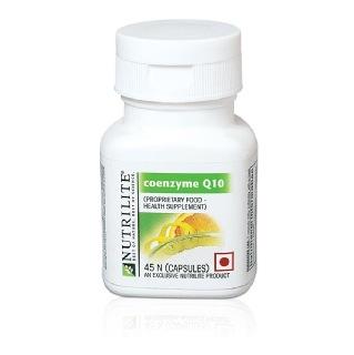 Amway Nutrilite Coenzyme Q10,  45 capsules