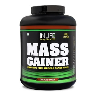 INLIFE Mass Gainer, Chocolate 2.27 kg
