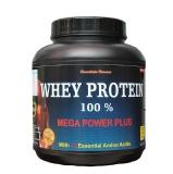 Dplus Whey Protein 100% Powder,  Chocolate  3.3 Lb