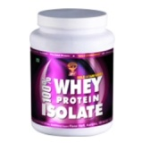 SNT 100% Whey Protein Isolate,  Strawberry  4.4 Lb