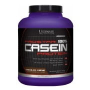 Ultimate Nutrition Prostar 100% Casein Protein,  5 lb  Chocolate Creme