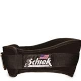 Schiek Workout Belt 6 Inch,  Black  Medium